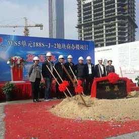 上海舞台搭建奠基典礼视频