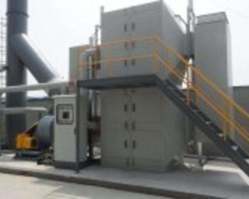 有機廢氣吸附催化凈化裝置