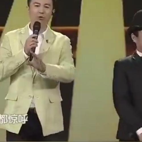别林模仿秀 孔祥毡视频