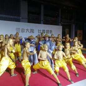少林十八铜人演出视频