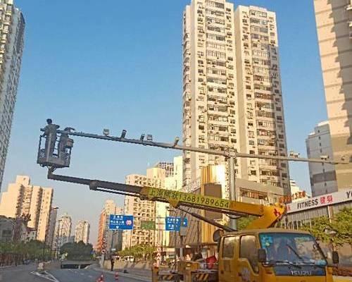 上海监控安装车出租