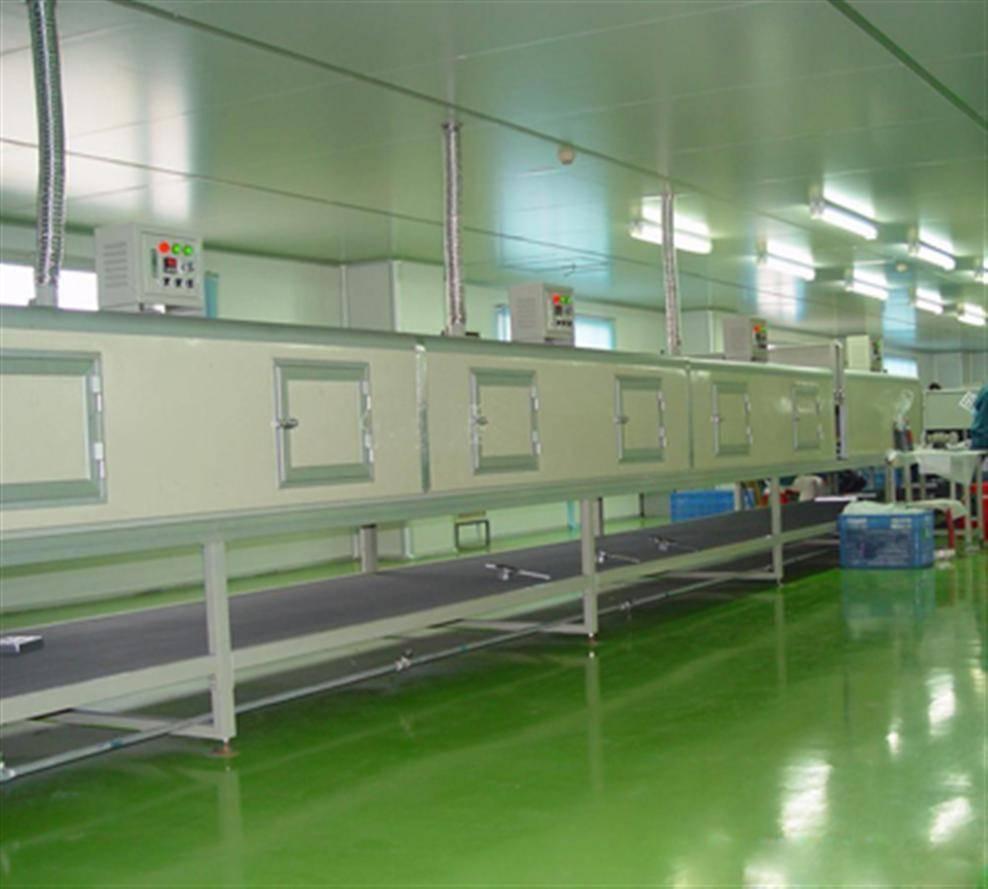 「净化车间装修」无尘净化工程的主要工作流程