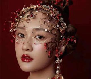 新娘化妆就业班(学制3个月,学费:13800)