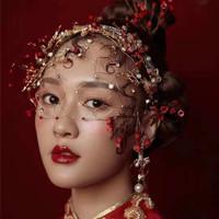 新娘化妆就业班(学制3个月,学费:11800)