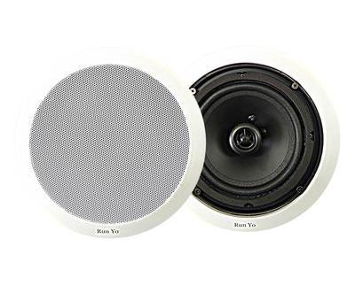 5.25寸高保真吸顶式喇叭508A