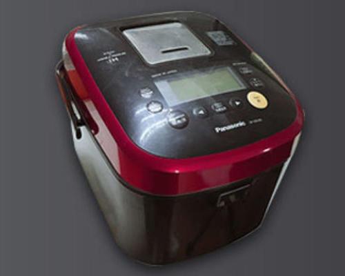 松下SR-SSS电饭煲自动断电故障维修误插220V电源修理中心