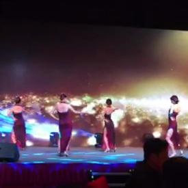 老上海舞蹈夜来香