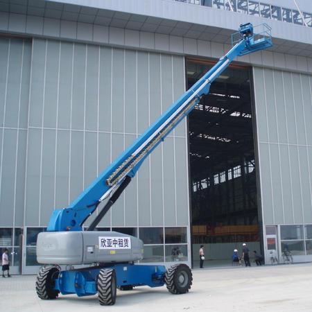 应用于厂房结构施工