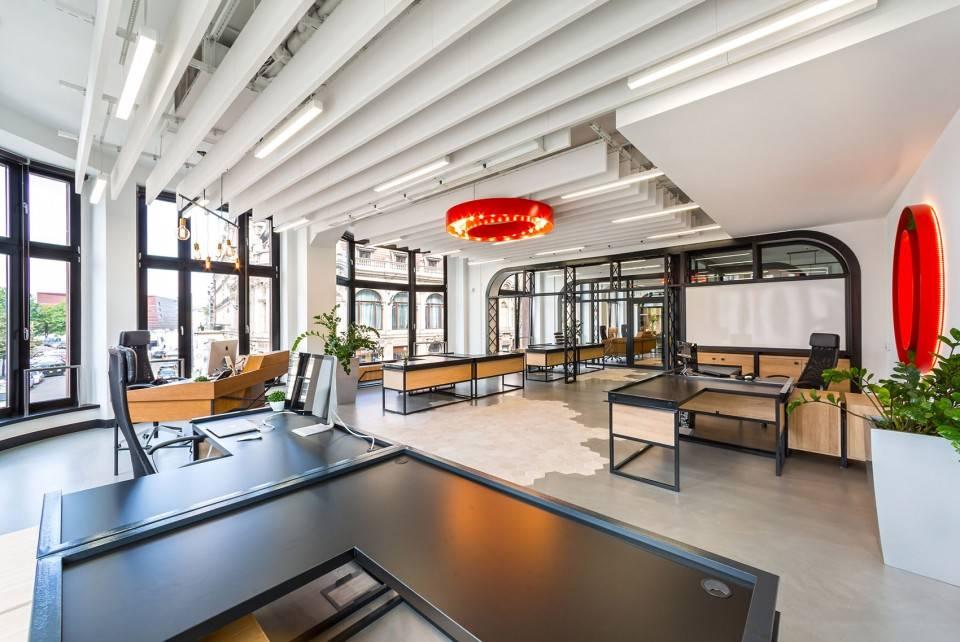 「上海办公室装修」办公室装修设计时有哪些误区呢?