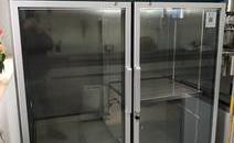 永联生物层析冷柜在上海大学安装使用
