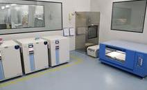 Union Biotech incubator shaker settled in a pharmaceutical company in Shenzhen