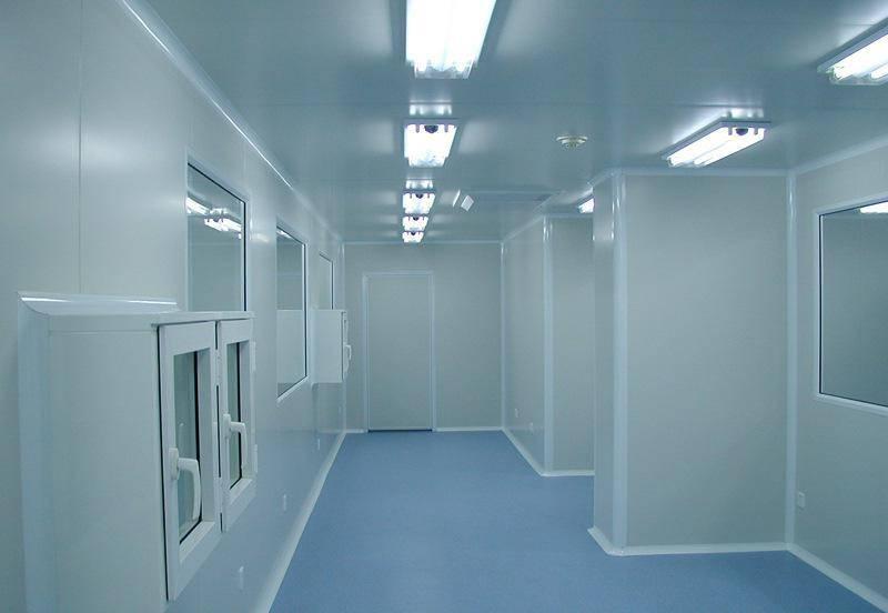 「净化车间装修」净化车间的维护结构和室内装修有什么要求?