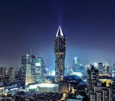 上海明天广场