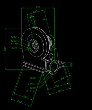 永和誠高壓風機設計—2