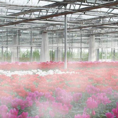温室大棚喷雾系统结构