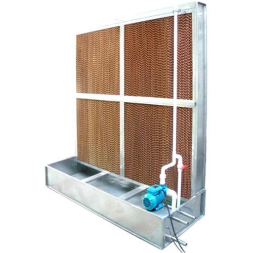 蒸汽式湿膜加湿器