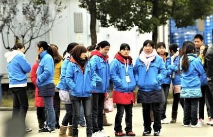 上海赫比电子厂实拍照片