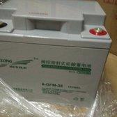 6-GFM-38 12V38AH 科华蓄电池 铅酸免维护 密封阀控式