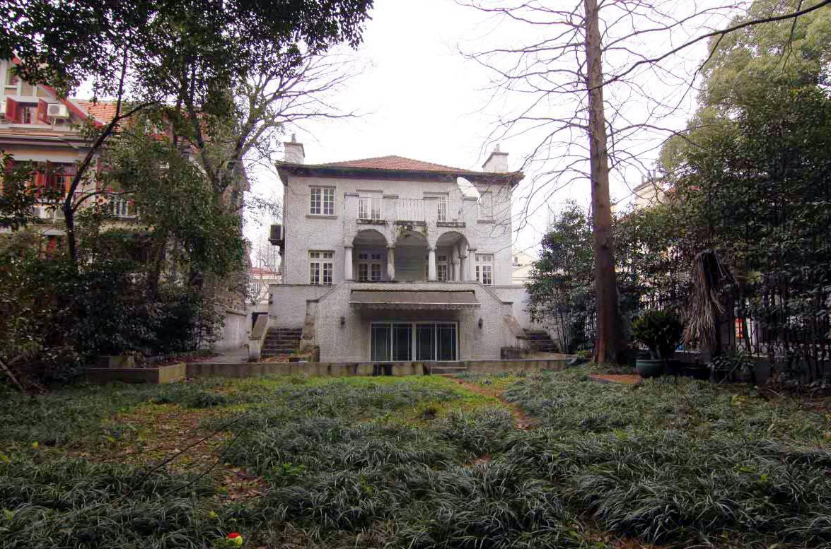 上海老洋房从100万到1亿————《归·去·来》故事的房子背景