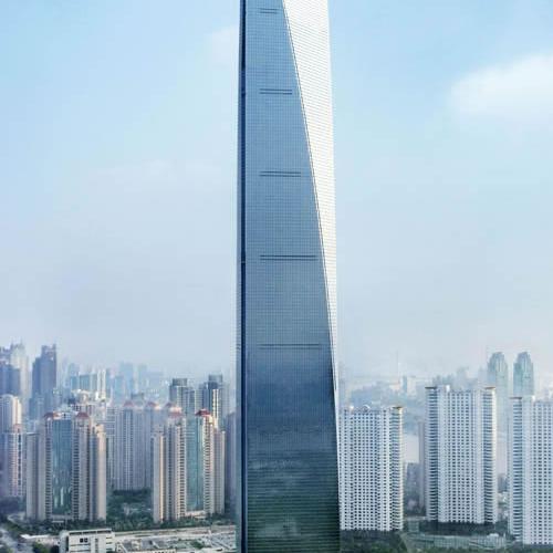 上海国际环球金融中心【岩棉案例】