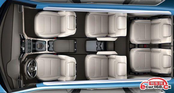 预计2015年国产上市 七座SUV大众CrossBlue发布