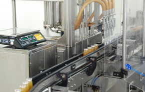 Problems and Solutions of Filling Machine