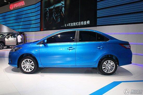 [国内车讯]丰田全新威驰预将于11月6日上市
