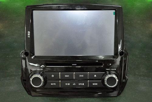 标志2008专车专用DVD导航外观