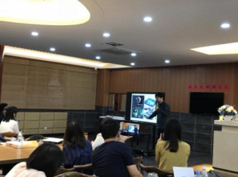 微视酷CEO杨威:创客教育中的VR技术