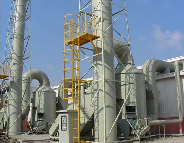 钢铁厂有机废气处理设备