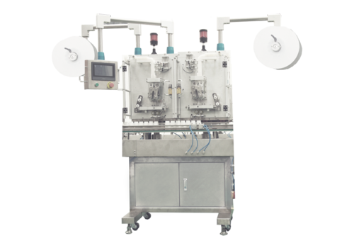 High Speed Pouch Desiccant Inserter