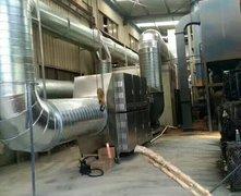 橡胶制造厂:油烟净化器