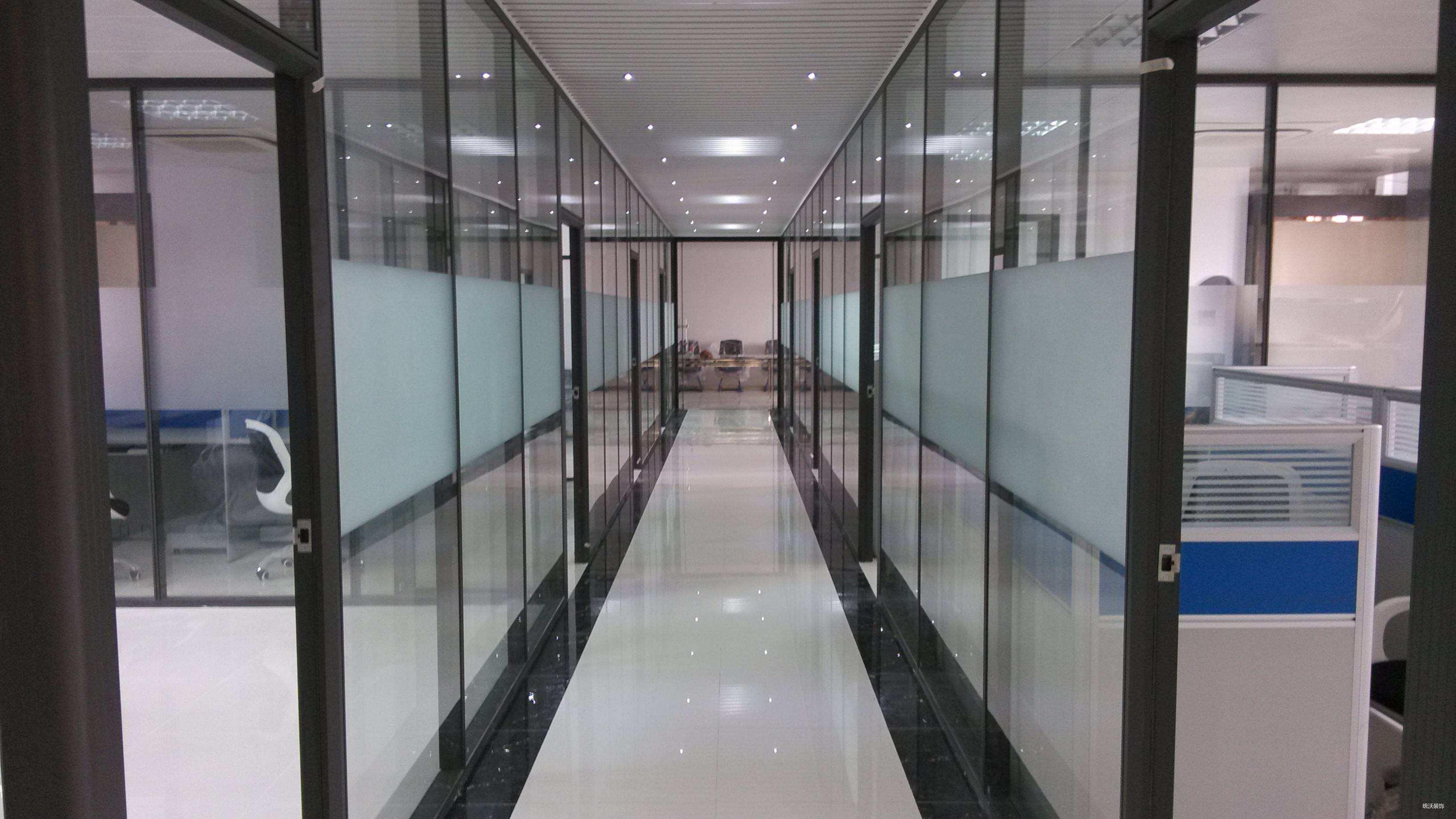 上海办公室玻璃隔断