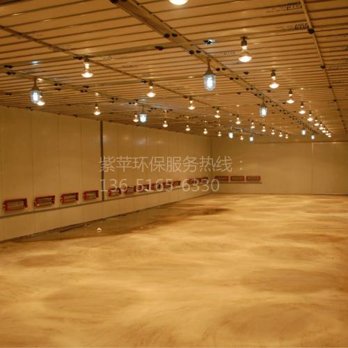 木器家具喷烤漆房