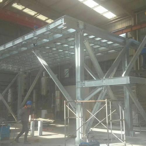 鋼結構搭建