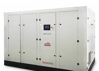 160KW永磁变频两级压缩低压螺杆机DSPMTL-220A