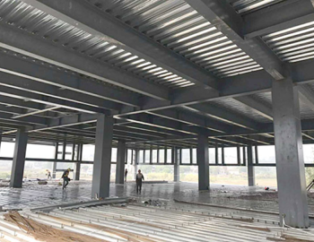 廠房和商場鋼結構