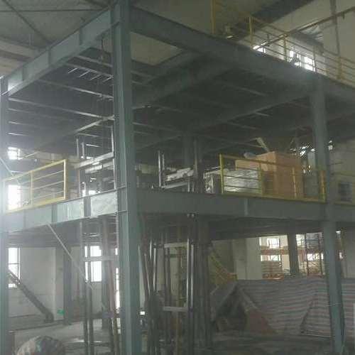 多層鋼結構