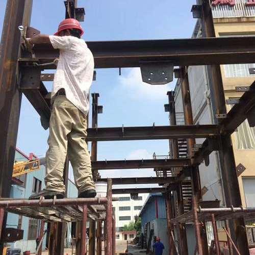 鋼結構工程施工