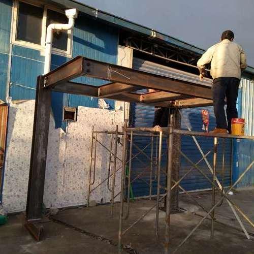 鋼結構工程安裝