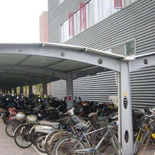 車棚鋼結構系列