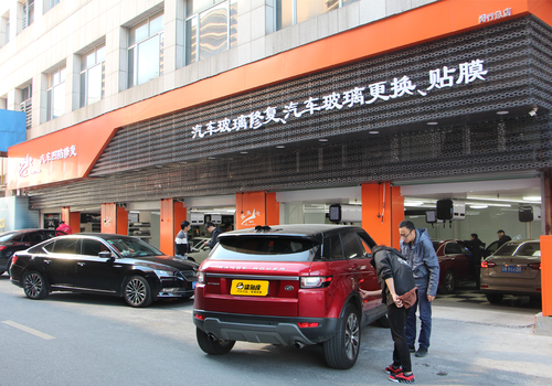 闵行总店装修再升级