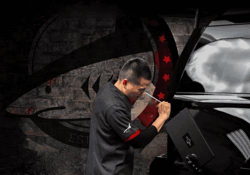 秒懂汽車凹陷修複技術
