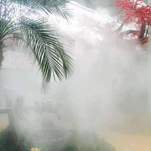 喷雾降温视频