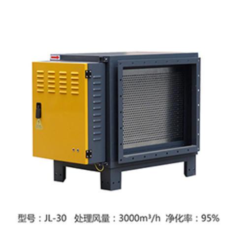 管道式油烟净化器