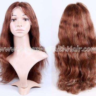 Full Lace Wig Highlight Colors
