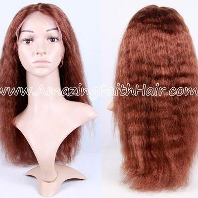Full Lace Wig Loose Natural Curly