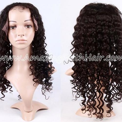 U-Part Lace Wig