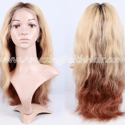 Full Lace Wig T Color