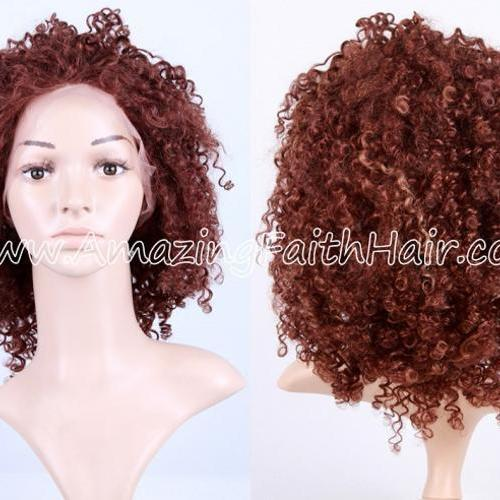Lace Front Wig Kinky Curly